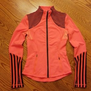 Lululemon Forme Full Zip Jacket NWOT